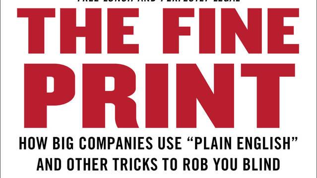 The fine print300