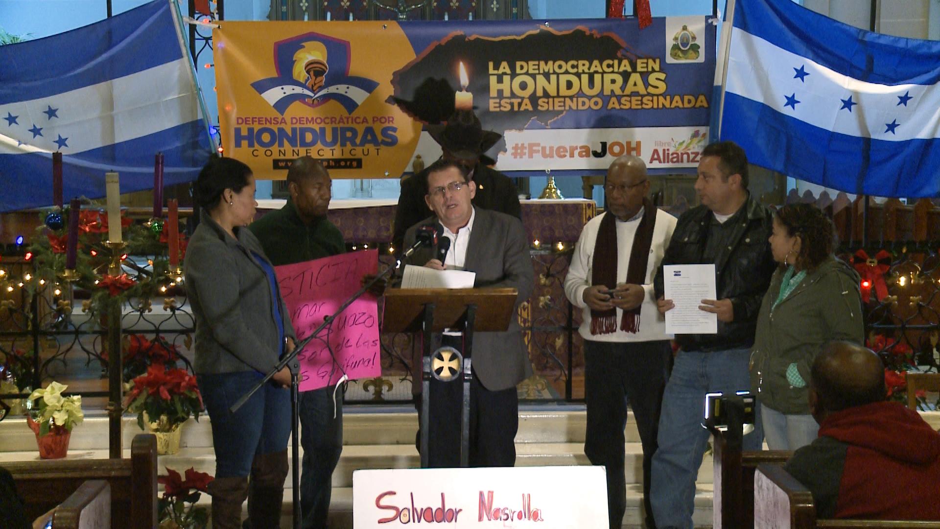 Honduras event