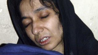 Aafia siddiqui pakistan texas prison 2