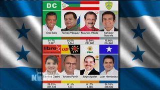 Honduras candidates