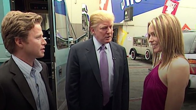 W3 trump bus lewdness