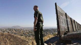 Border patrol star