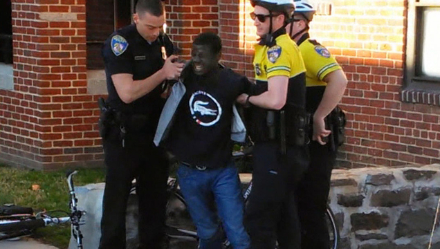 Freddie gray baltimore police killing 31