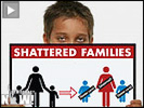 Shattered families web