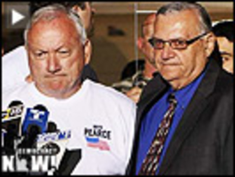 Pearce arpaio web