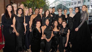 Timesup golden globes women activists