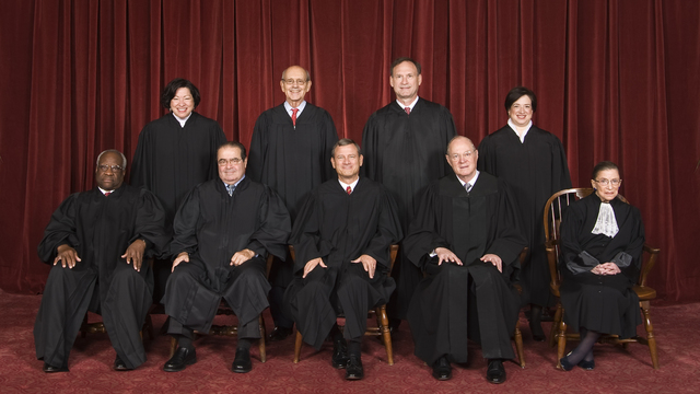 Supremecourtjustices 2012 032620121