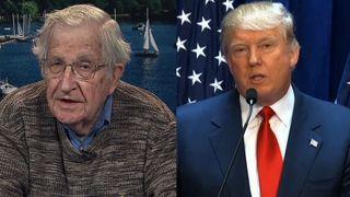 Chomsky trump2