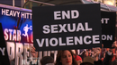 "New York City Joins One Billion Rising to Stop Violence Against Women: ""We Want Power, We Want Love"""