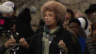 Angela Davis on Resisting Trump: We Need to Be More Militant in Defending Vulnerable Populations