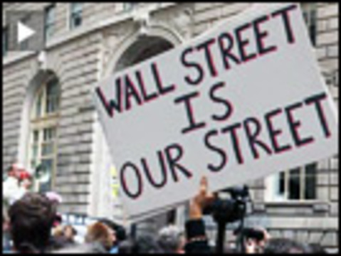 Occupy wall street web