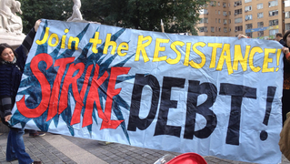 Strike student debt 2
