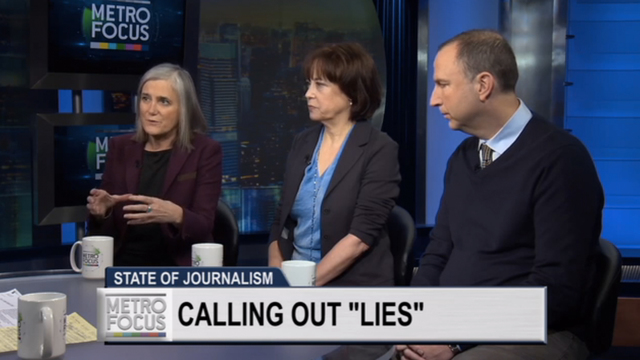 Amygoodman pbs metrofocus calling out lies