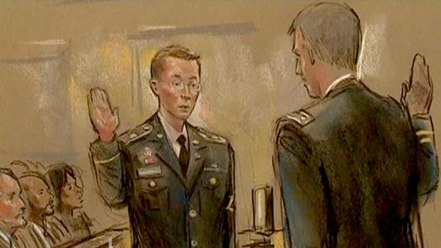 Bradley manning trial 2
