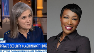 Coming Up: Amy Goodman on MSNBC Saturday 10AM ET with Joy Reid on DAPL Resistance