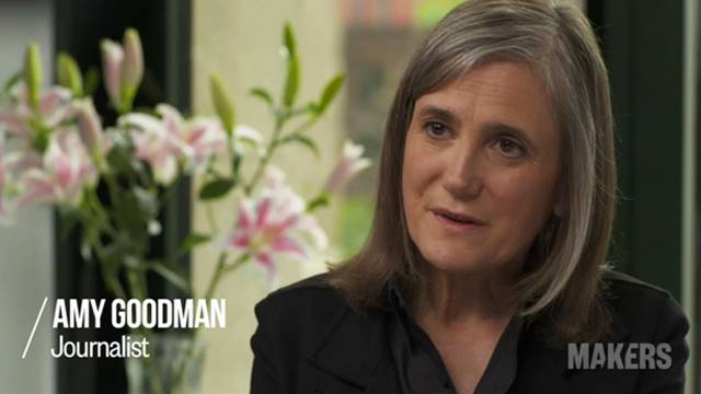 Amy goodman makers