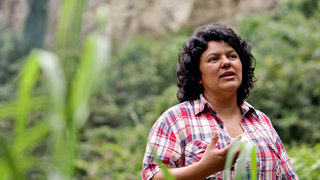 Honduran Indigenous Leader Berta Cáceres Assassinated, Won Goldman Environmental Prize