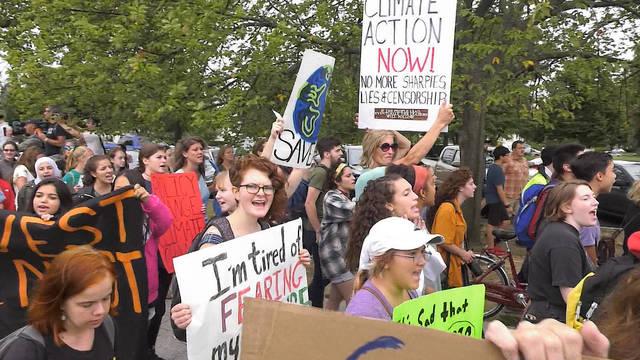 H1 global climate strike students australia thailand asia africa greta thunberg new york city