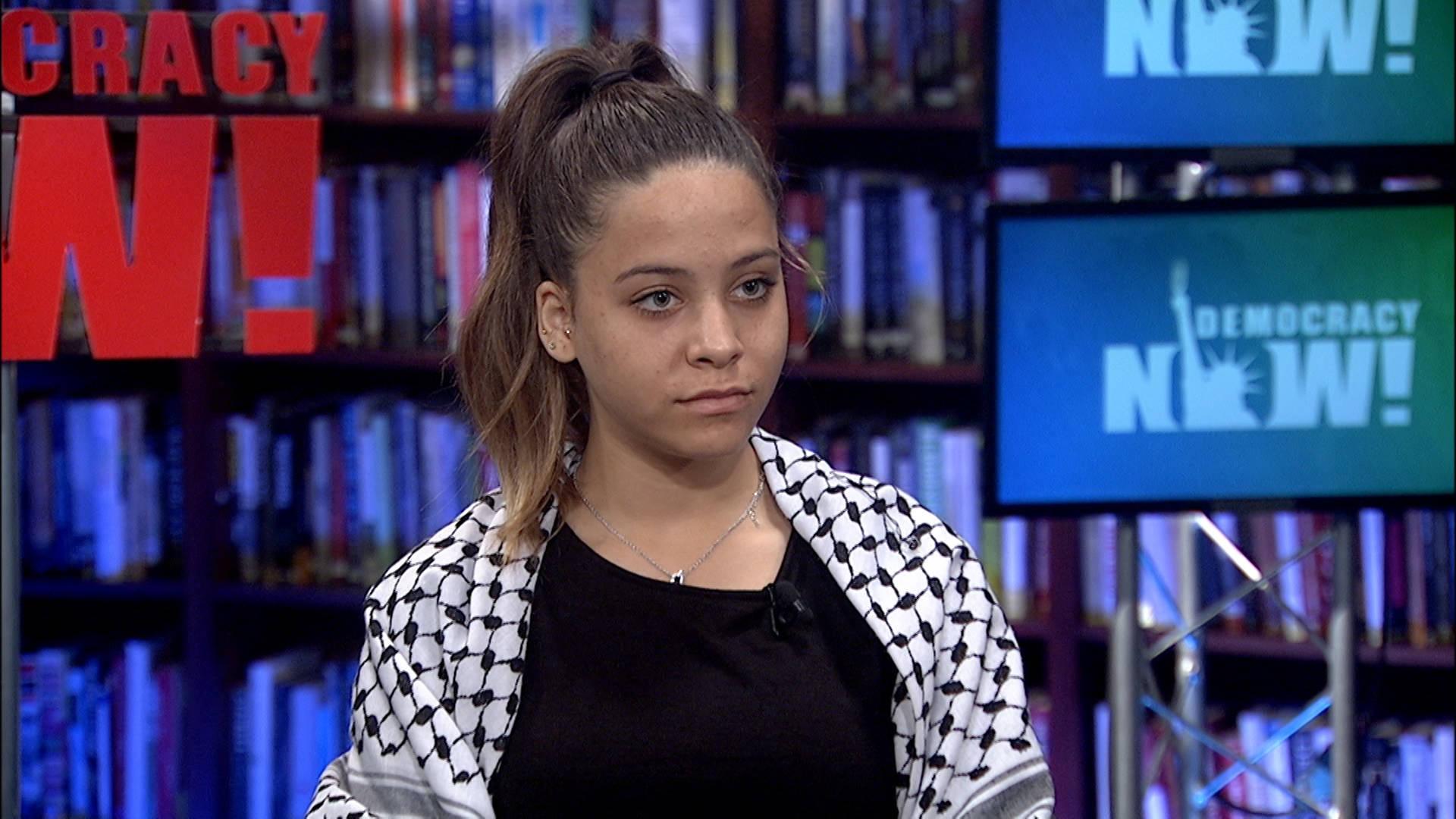 Meet Janna Jihad, the 13-Year-Old Palestinian Journalist Exposing the Israeli Occupation