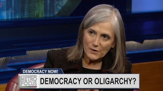 WATCH: Amy Goodman on MetroFocus (PBS)