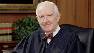 John paul stevens scotus photo portrait