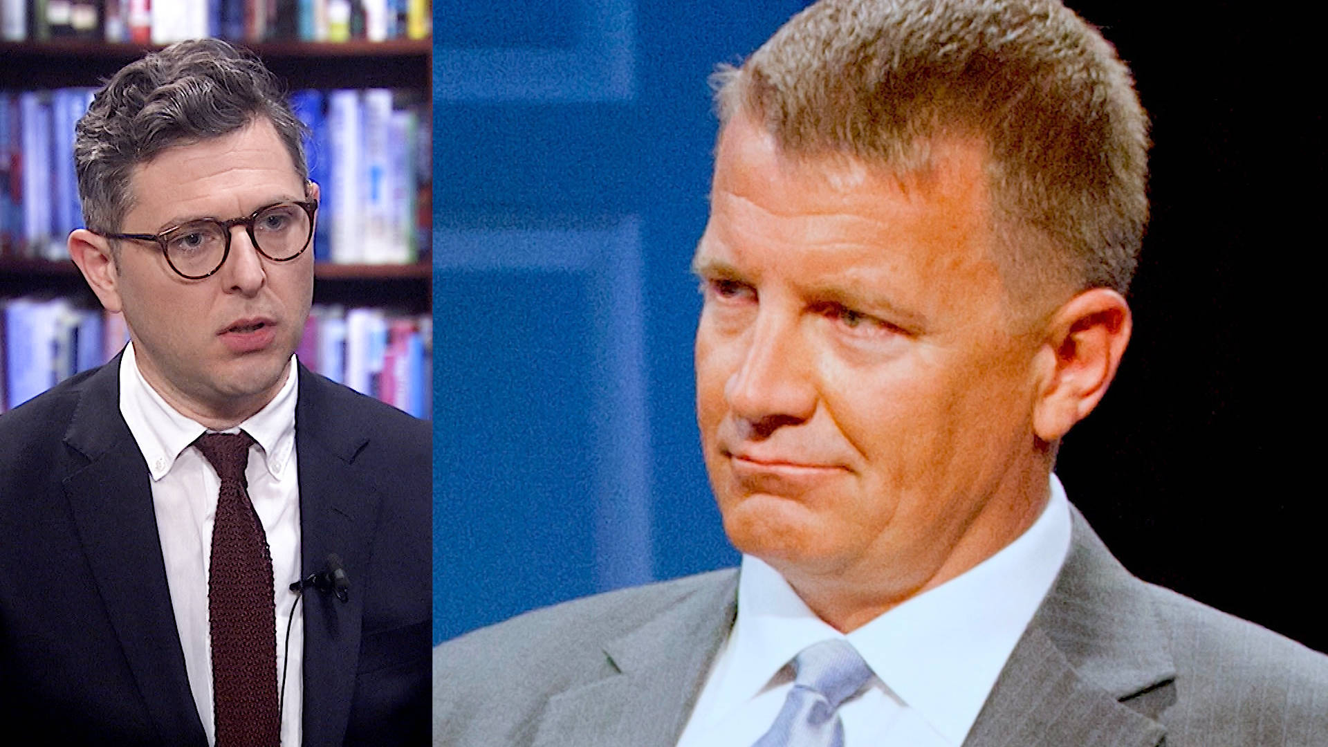 War Contractor Erik Prince Has Close Ties to White House & Report Reveals His Dirty Tricks for Trump