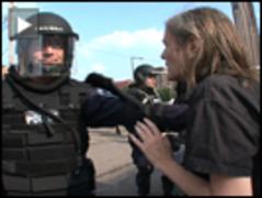 Amy arrest