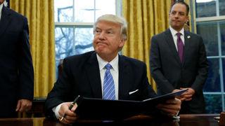 Trump order