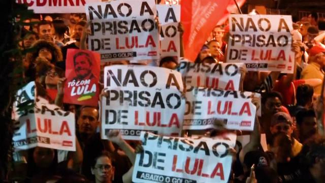 H1 brazil lula prison sentence