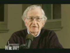 Chomsky gaza dn