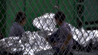 H5 minor migrants dentention