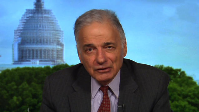 Ralph nader forward to sender 1