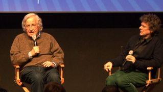 Chomsky panel