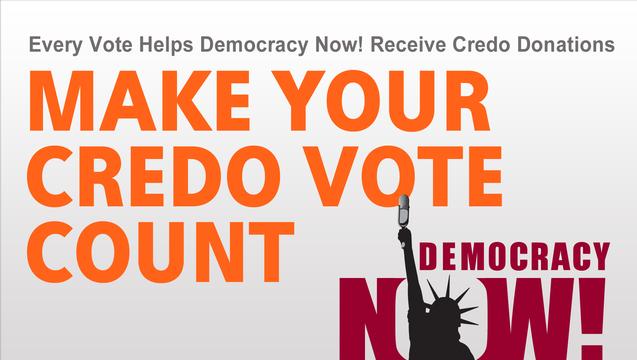 Make your credo vote count 1920x1080