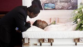 Ramarley casket