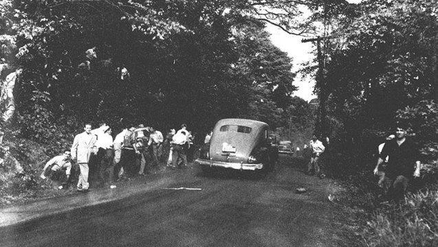 Video Pete Seeger Recalls The 1949 Peekskill Riot Where