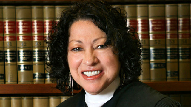Usa court sotomayor