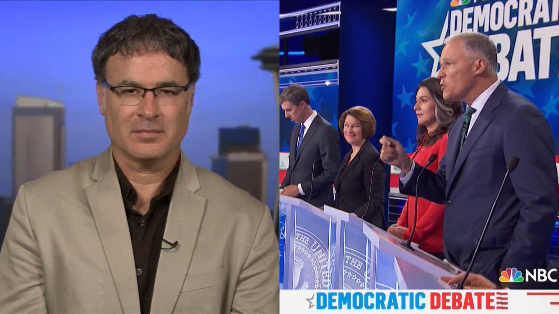 """""""Who Is the DNC Loyal To?"""": Dahr Jamail Questions DNC Veto of Primary Climate Debate"""