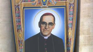 Seg romero sainted portrait
