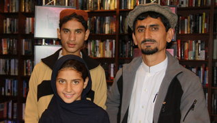 Rehman family from pakistan