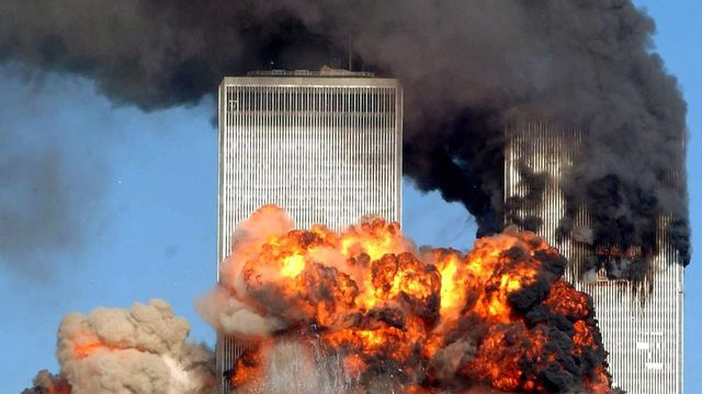 9 11 01 twin towers
