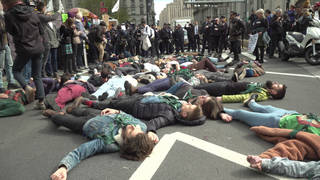 Wx extinction rebellion nyc die in