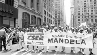 Mandela csea nyc