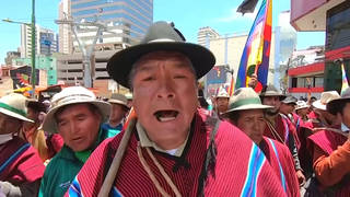 Seg1 bolivia indigenous march 3