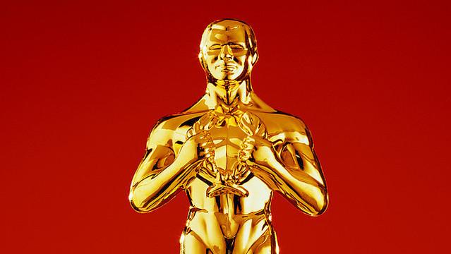 Academy awards oscar statuette 6018