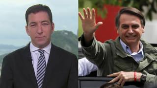 Seg greenwald bolsonaro split