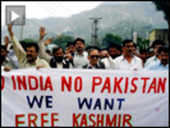 Kashmir demo