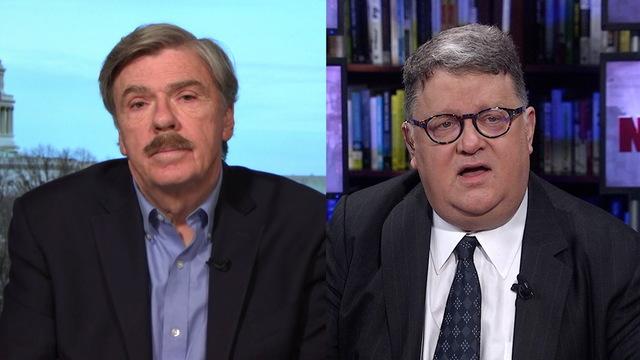 Postshow button russia debate