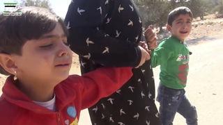 H01 syria school bombed