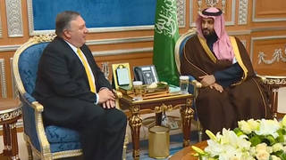 H3 saudi arabia mike pompeo child soldiers yemen war